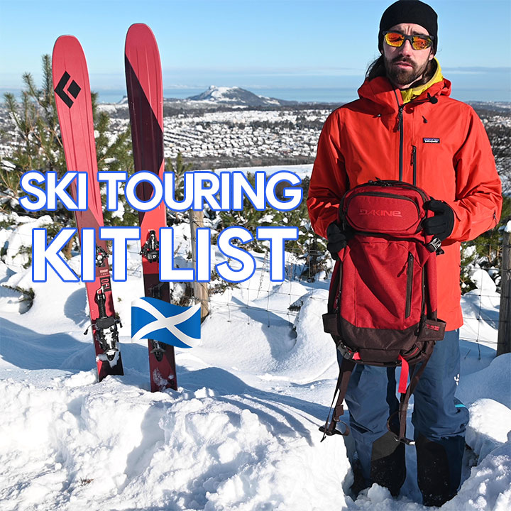 Ski Touring in Scotland Kit List | Blues Ski