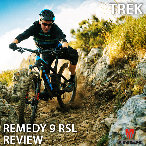 Trek Remedy 9 RSL Review
