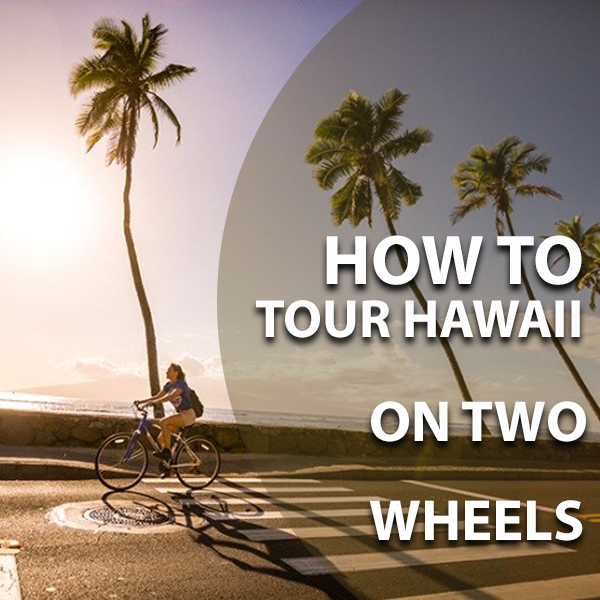 Exotic Cycling Escape in Hawaii