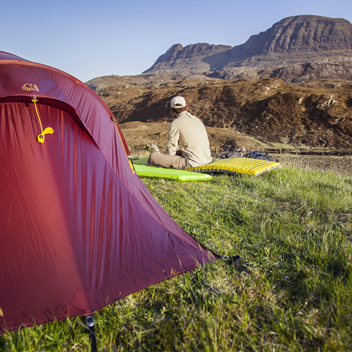Step Up To Wild Camping | 5 Places to Pitch up in the Wilds of the UK