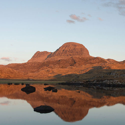 Scaling Suilven | Tiso Blog