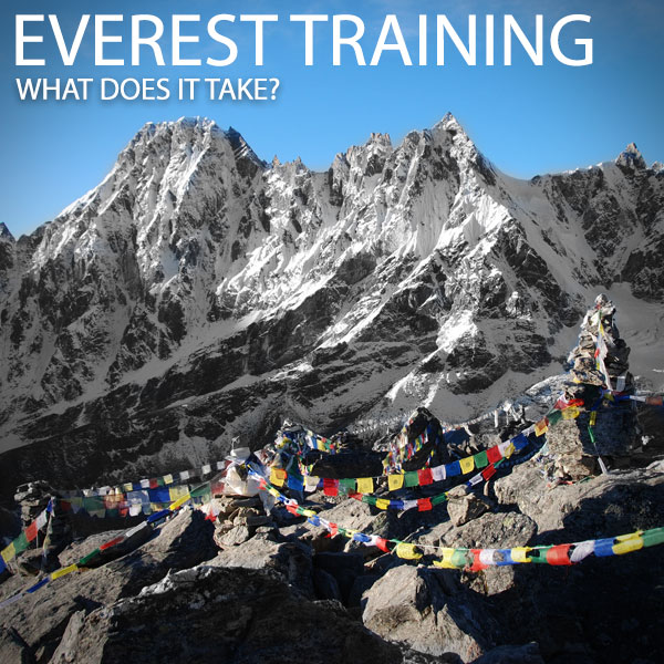 Training For Mount Everest | Tiso Blog