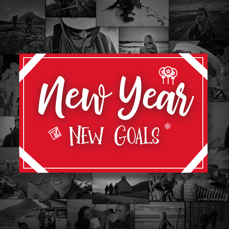 New Year | New Goals