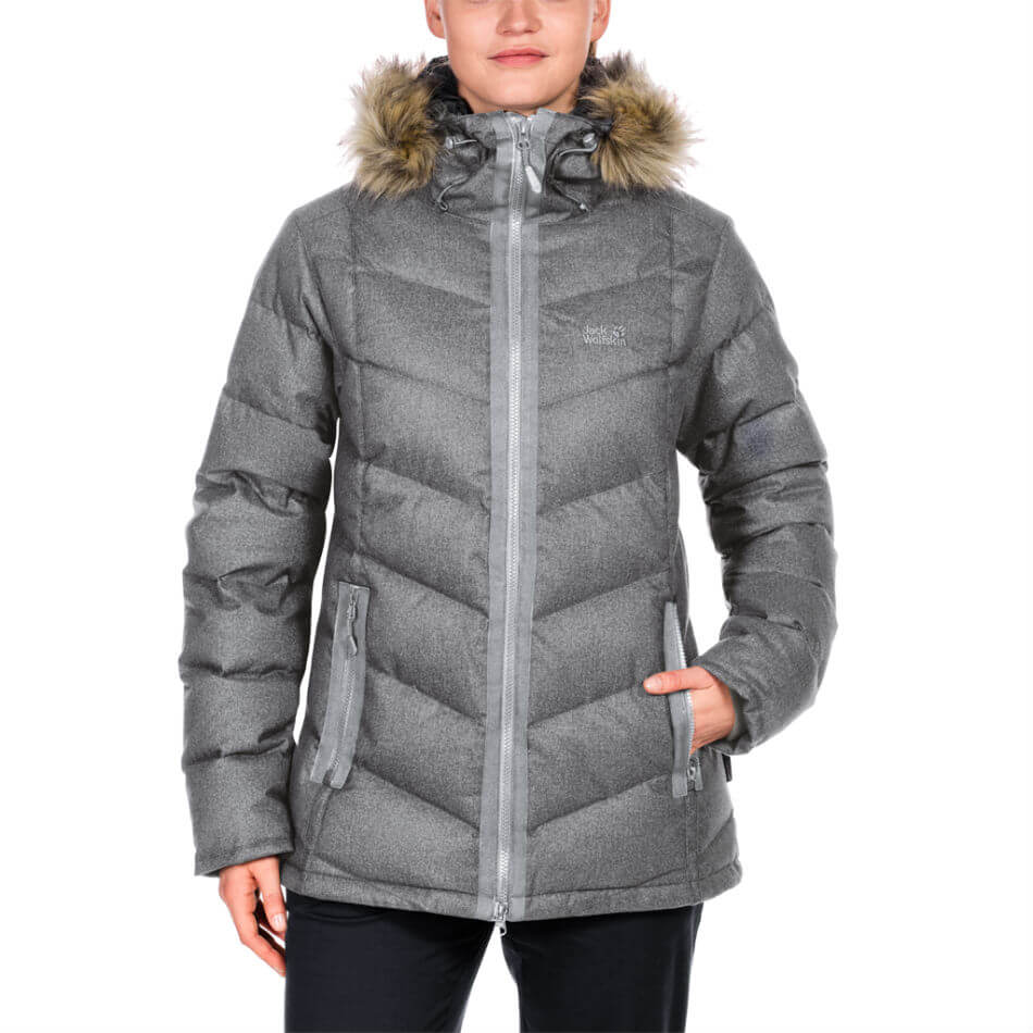 Jack wolfskin baffin bay jacket damen
