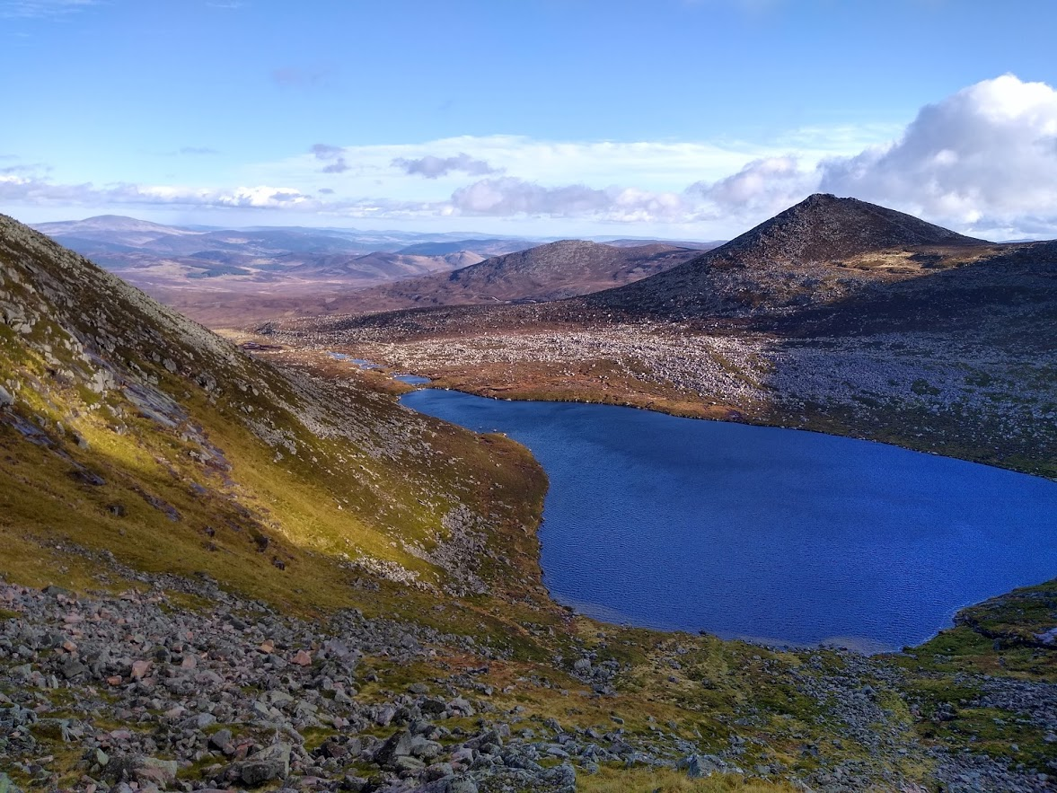 Gavin's recent domestic adventure to Lochnagar | Tiso Blog