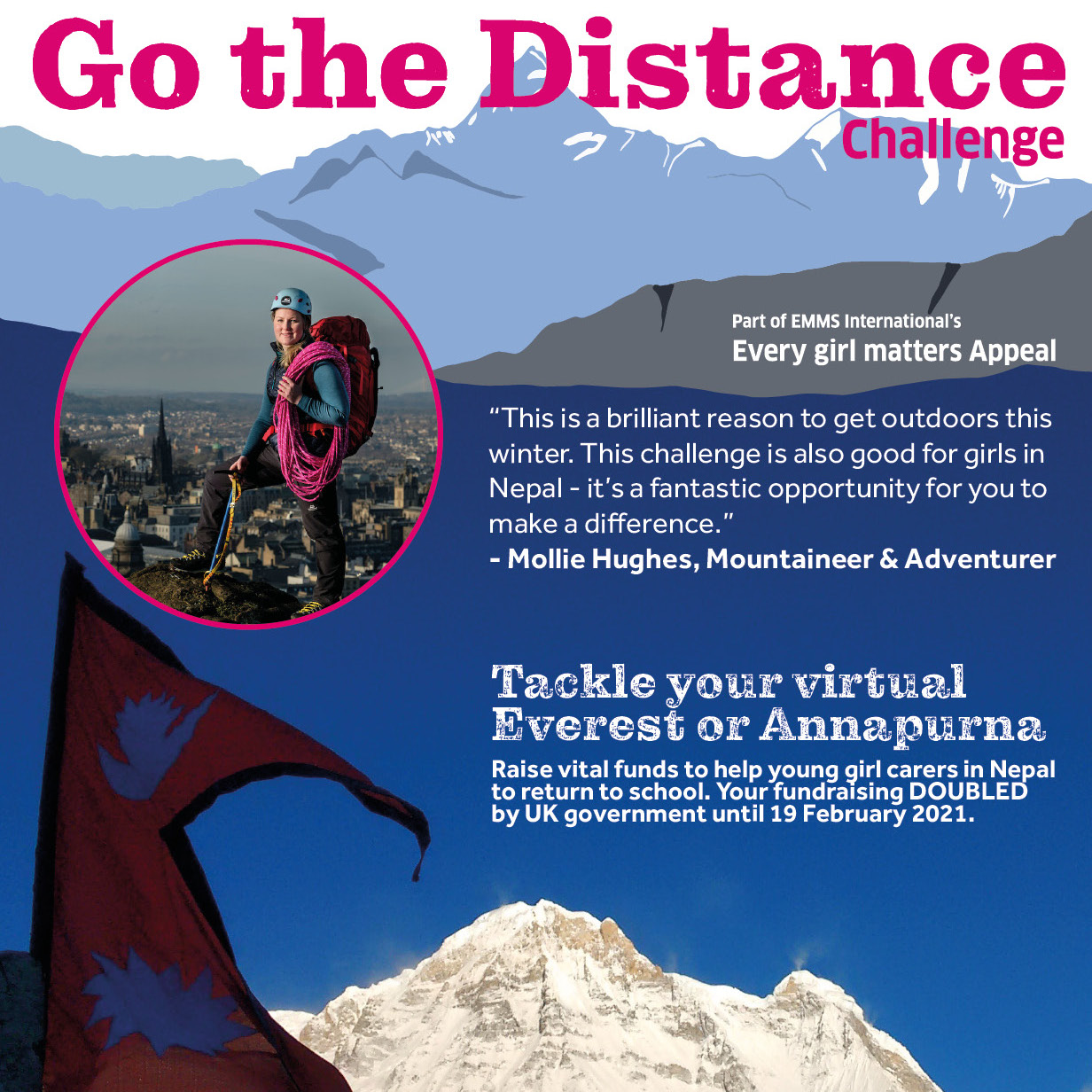 Go The Distance Challenge | EMMS International