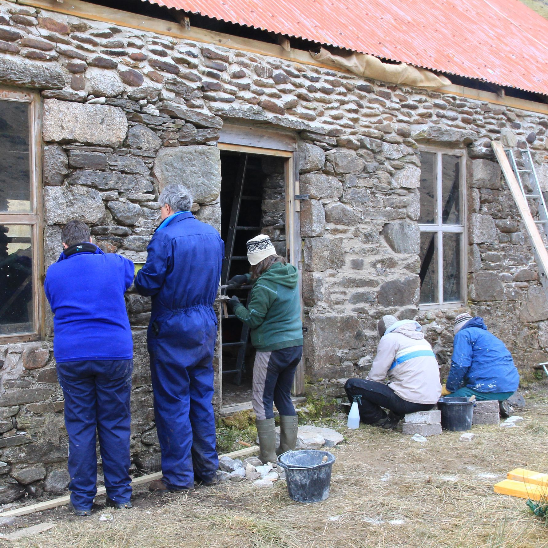Mountain Bothies Association