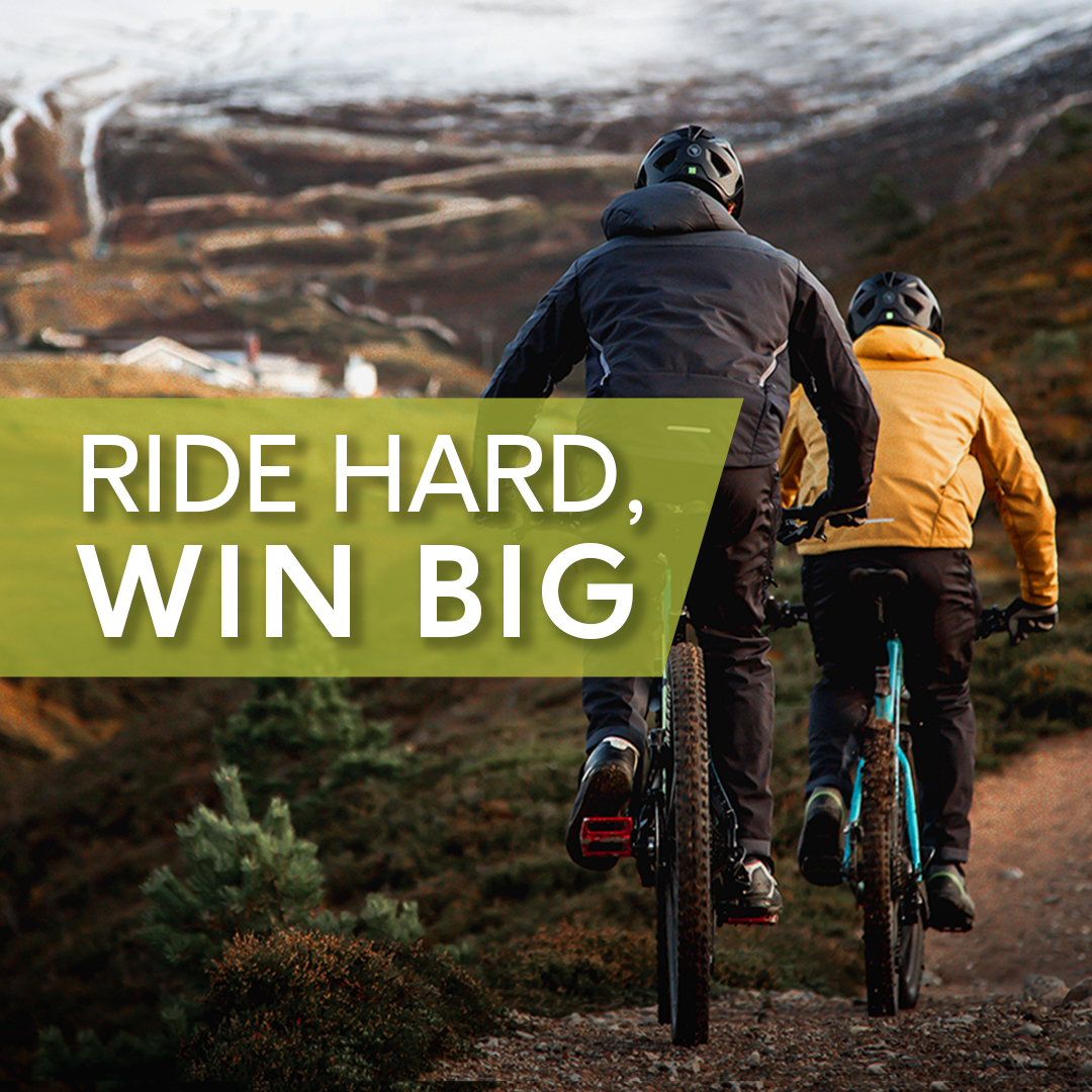 Ride Hard, Win Big | Competition