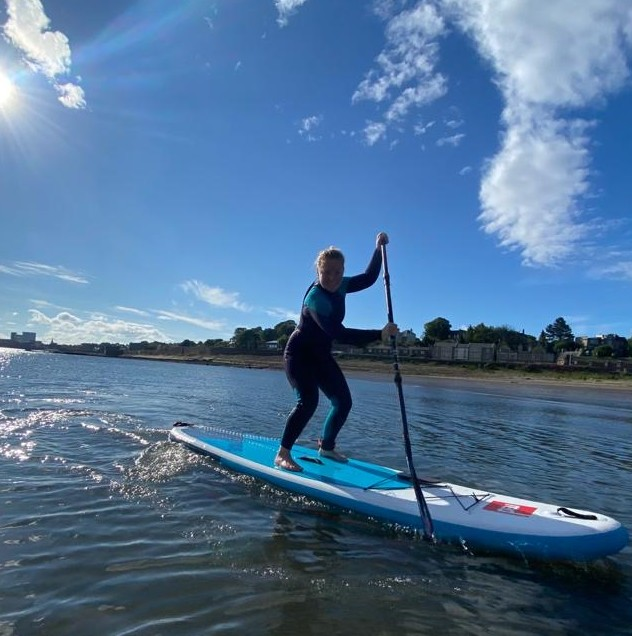 The 5 Best Beginner Stand-up Paddleboard locations near Edinburgh | Tiso Blog
