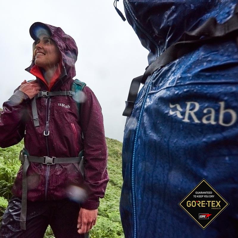 RAB x GORE-TEX