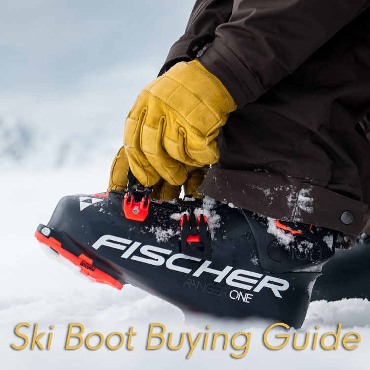 Buying Guide: Ski Boots