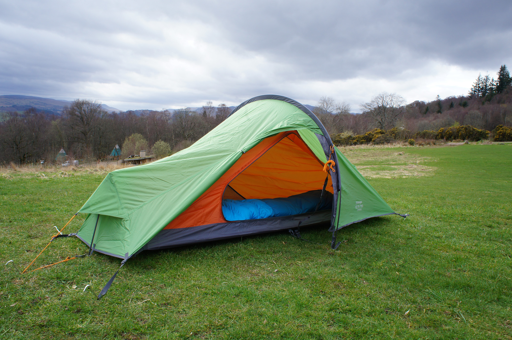 Top 5 One Person Tents