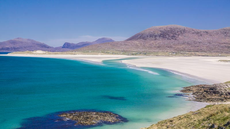 Top 10 Scottish Beaches